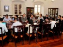 全体会議の様子 (c) 推動構建節水型社會工作小組