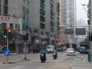 今回、信号無視監視装置が設置される慕拉士大馬路と東北大馬路の交差点 (c) DSAT 交通事務局