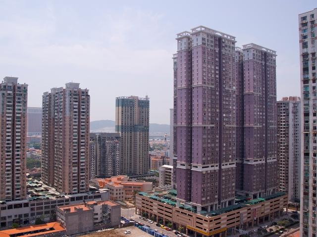 住宅価格の平米単価9.5%上昇