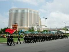 人民解放軍マカオ駐留部隊、軍営を一般公開