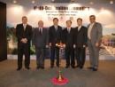 今年8月、インド・ニューデリーで香港、広東省と合同開催した「マルチ・デスティネーション・プロモーション」 (c) MGTO 旅遊局