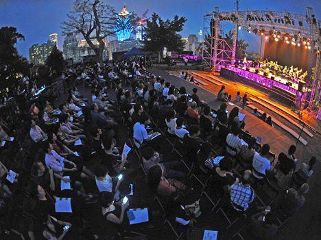第29回マカオ国際音楽フェスティバル