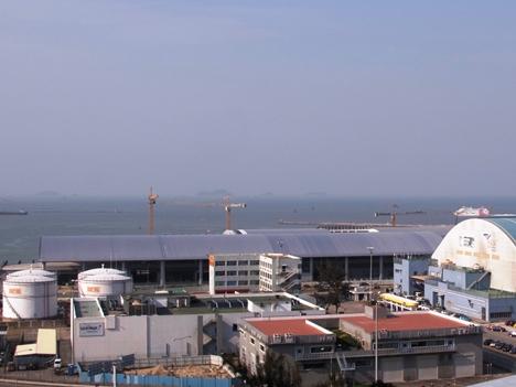マカオ・タイパ島の新フェリーターミナル、16年中頃運用開始へ=マカオ運輸工務庁長官示す