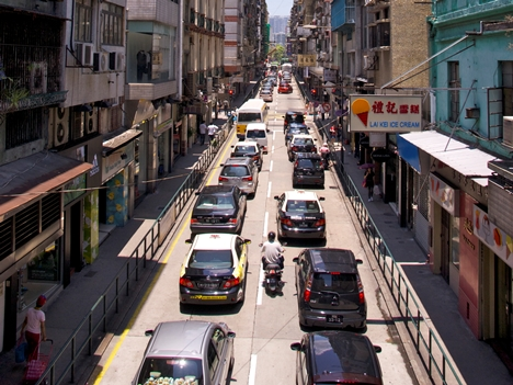マカオの小売販売総額1割減…自動車のマイナス顕著=16年第1四半期