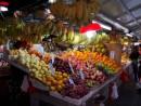 マカオの下町エリアにある露天マーケット(資料)—本紙撮影