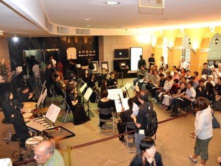 マカオチャイニーズオーケストラ世界遺産コンサート