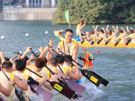 2015マカオインターナショナルドラゴンボートレース