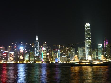 香港訪問日本人旅客3割減―11月