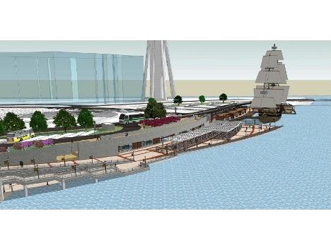西湾湖広場総合旅遊計画、第二次公衆意見公募はじまる