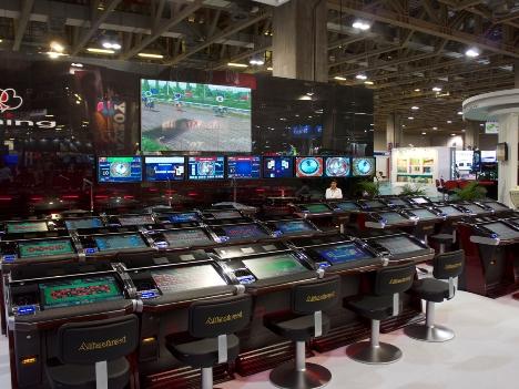 アジアのゲーミング機器の38%がマカオに集中