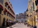 セナド広場周辺の商業区(写真はイメージ)―本紙撮影