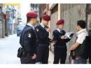 特警隊による巡回を強化 (c) 治安警察局