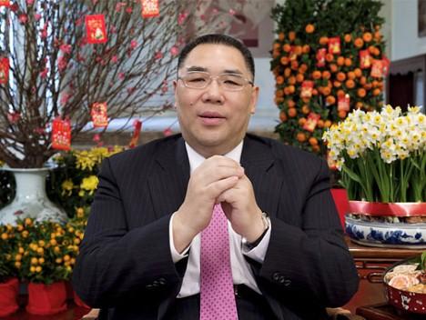 経済発展の成果を市民に還元―行政長官新春談話
