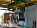 広義の鉄道として唯一マカオで営業運転を行う鋼索線「松山纜車(ロープウェイ)」―本紙撮影