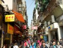 観光地や繁華街など人混みでは身の回りに注意(写真はイメージ)―本紙撮影