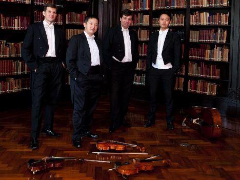 マカオオーケストラ「オーストリア・ドイツの伝統 – ベートーヴェン弦楽四重奏シリーズI」