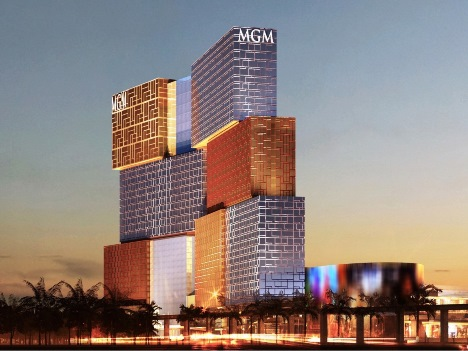 MGMコタイプロジェクト起工、2016年開業予定