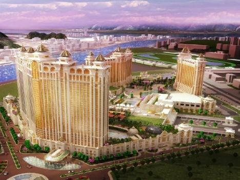 ギャラクシー、グランドワルドを買収—32億香港ドル