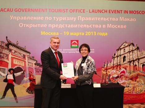 旅遊局、ロシア代表事務所開設—新興市場開拓へ