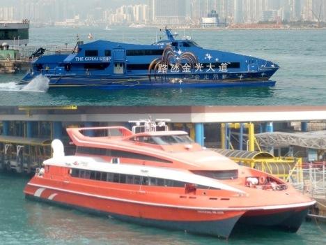 マカオ・香港結ぶフェリー運賃値上げへ、値上げ幅は申請下回る