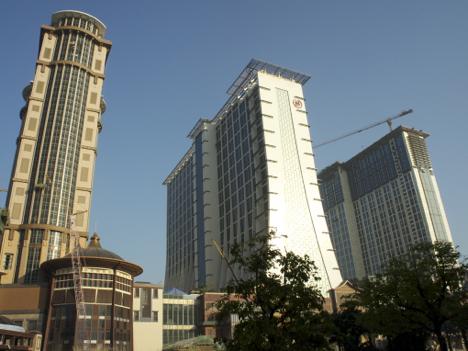 ホテル数100軒、従業員約4万人—2012年マカオホテル業調査発表