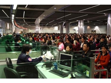 日本人旅客減少幅が再び拡大―5月入境旅客統計