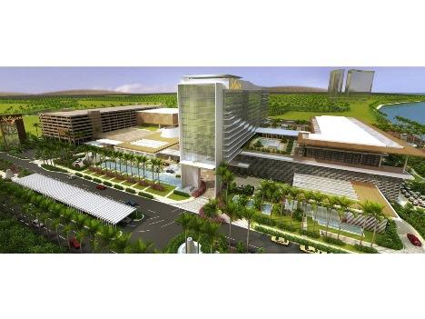2013年3月16日に開幕する「ソレアマニラリゾート」のイメージ (c) Solaire Resort & Casino