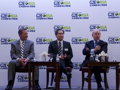 G2Eアジア2013開幕、過去最大規模