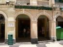 セナド広場のスターバックスコーヒーマカオ1号店—本紙撮影