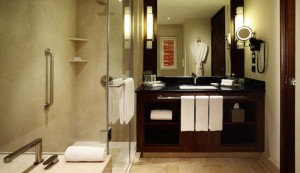 デラックス/スーペリア客室のバスルーム