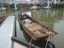 蛇頭の木製ボート (c) 澳門海關