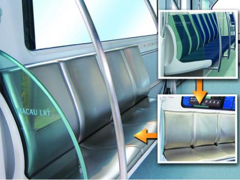 耐久性向上のためステンレス製シートに仕様を変更