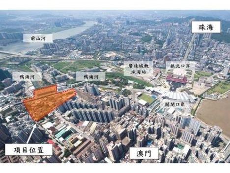 關閘横の新イミグレ建設に中央政府GOサイン