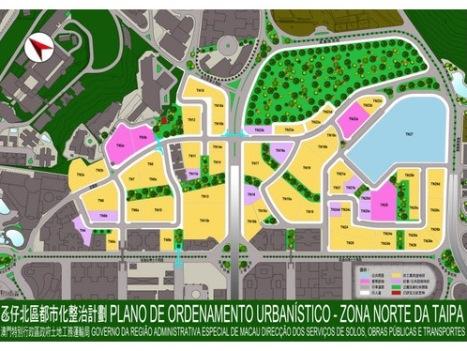 3.6万人収容―タイパ北区都市計画改定案まとまる