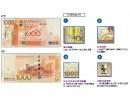 中國銀行(香港)発行の1000香港ドル紙幣見本(香港金融管理局ウェブサイトより)
