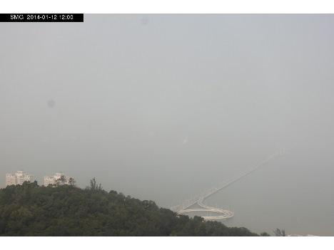大気汚染が深刻―12月天候不良日24日間