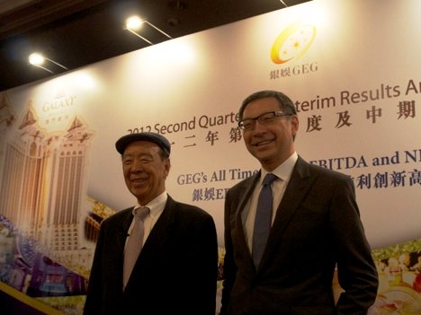 ギャラクシーG、日本カジノ市場進出に高い関心