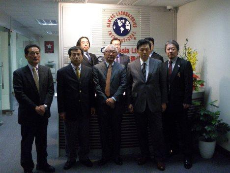 カジノ機器認証でGLIと連携―日本娯楽遊技機指導改善機構