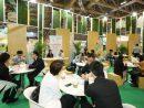 MIECFエキジビション会場の商談ブースのイメージ(写真:MIECF)