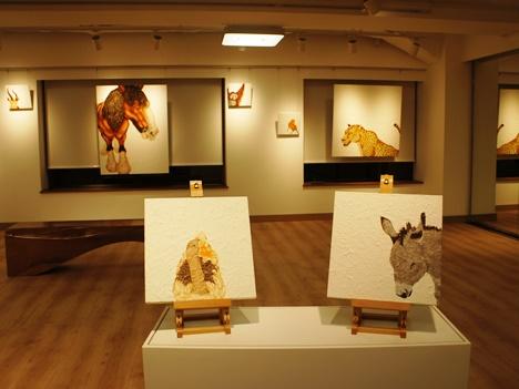「日本現代アートとの対話展」(延長開催分)