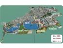 マカオ半島線南部ルート(GIT)※クリックして拡大