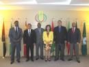 マカオを訪れたモザンビーク政府スタッフ(写真:中國-葡語國家經貿合作論壇常設秘書處)