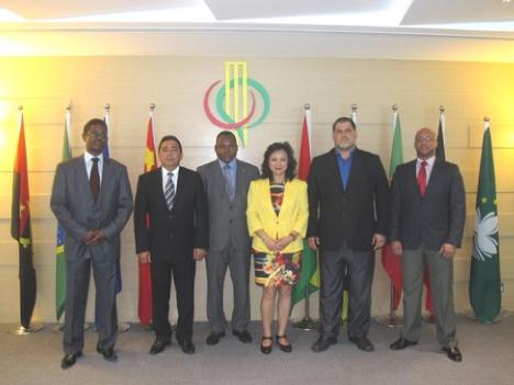 モザンビーク政府職員、マカオでカジノ政策学ぶ