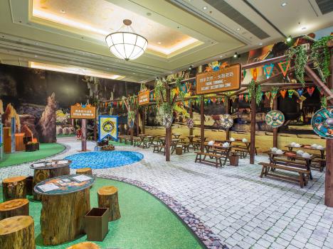 「ヒックとドラゴン」テーマのキッズイベント開催―シェラトンマカオ