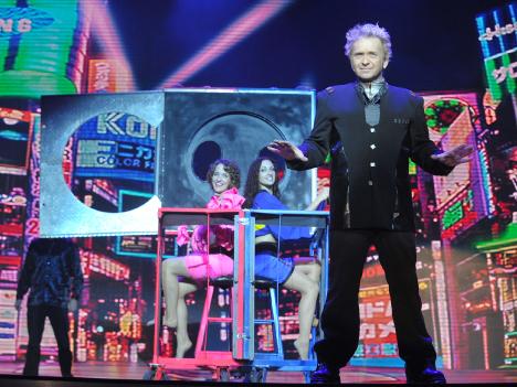世界的マジシャンが2度目のマカオ公演