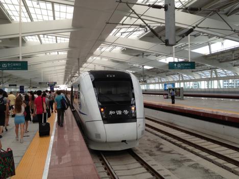 中国版新幹線、珠海と北京・桂林結ぶ直通列車運行へ=マカオとのアクセス向上