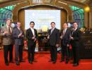 11月4日、ギャラクシーマカオで開催された除幕式(写真:Galaxy Entertainment Group)