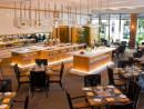 グランドコロアネリゾートのロビーフロアにある「カフェ・パノラマ」(写真:Grand Coloane Resort)