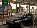 マカオの一般タクシー(資料)-本紙撮影