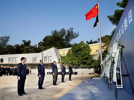 マカオ政府が「南京事件」追悼式典を開催=中国が今年初めて記念日化、華僑系団体による反日写真展も